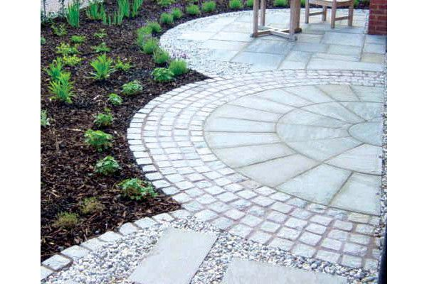 Natural Paving Classicstone Promenade Circles Lsd Co Uk