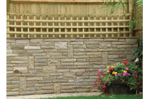 Natural Paving - Cottagestone Walling - Lakeland - 1m2