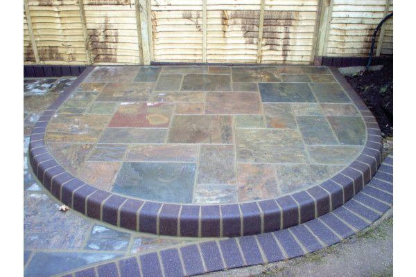 Natural Paving - Premiastone - Copper - Project Pack
