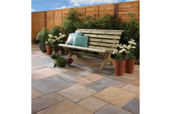Bradstone - Old Riven - Autumn Cotswold - Patio Pack