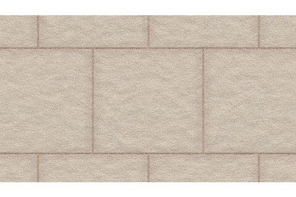 Marshalls - Organa Reconstituted Paving - Cotton - Single Sizes