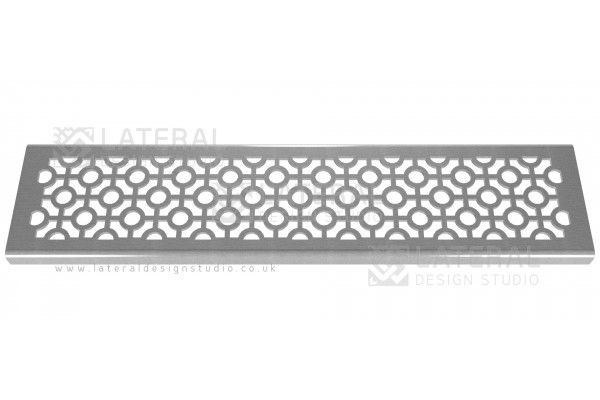 Aquascape - Drainage Channel Cover - Stainless Steel Grate - Oxo