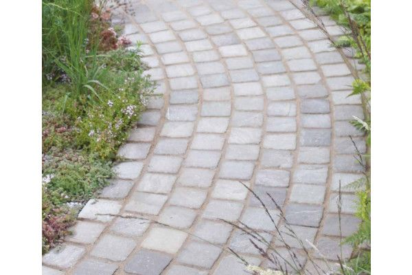Natural Paving - Cragstone Cobbles - Pewter