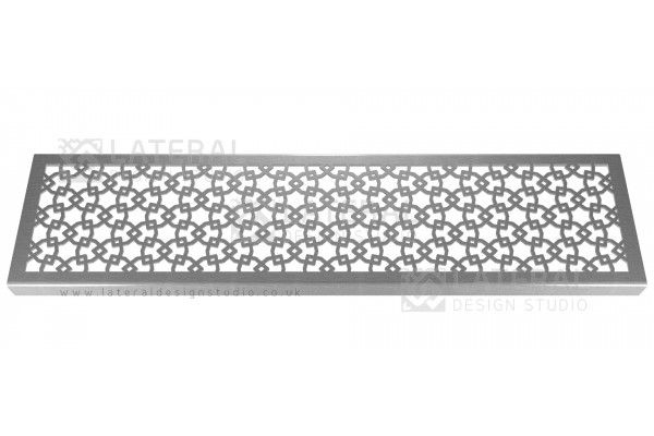 Aquascape - Drainage Channel Cover - Stainless Steel Grate - Plex