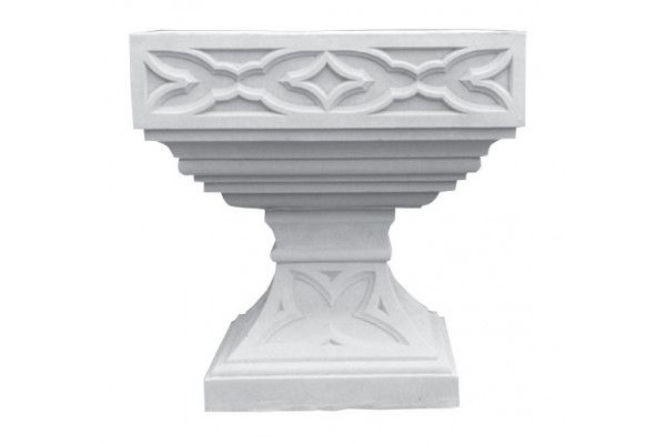 Pocklington Stone Vase