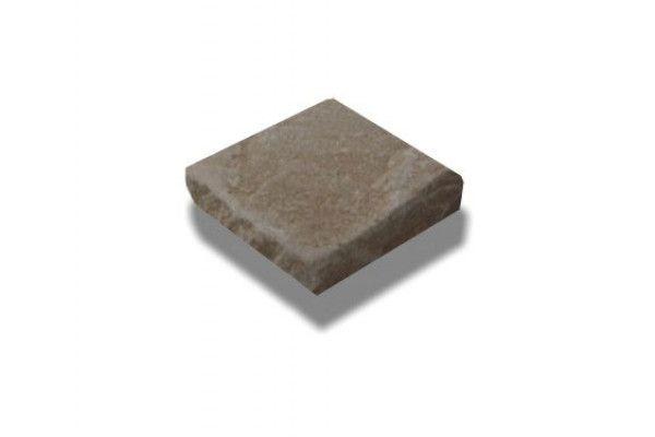 Bradstone - Natural Sandstone Paving - Sunset Buff - 100 x 100mm Setts