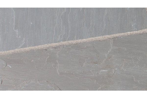 Marshalls - Riven Harena Circle - Sawn Edge - Silver Birch
