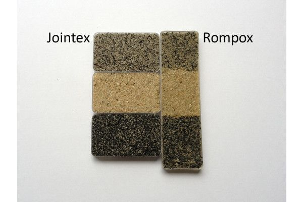 Romex - Rompox Easy Pointing Mortar - Basalt - Paving Grouting (Jointing Compound) 15Kg