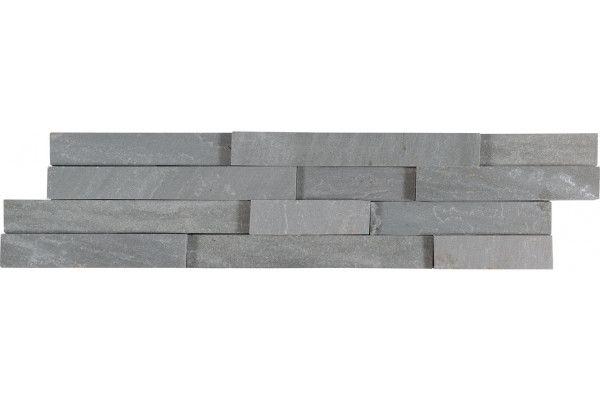 Bradstone - Natural Sandstone - Walling Slips - Silver Grey