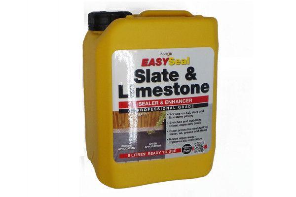 EASY Seal - Slate and Limestone Sealer Enhancer - 5l