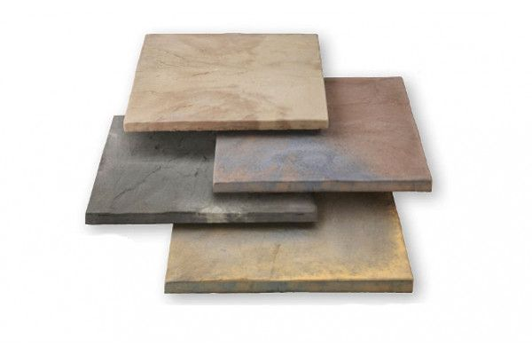 Stonemarket - Bourton Wetcast Paving - Misty Grey - Project Pack
