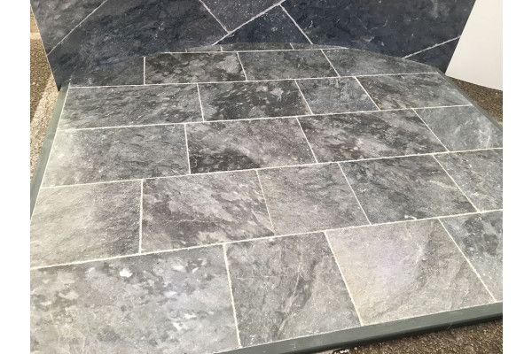 Stonemarket - Lorento Marble Paving - Aecor - Project Pack