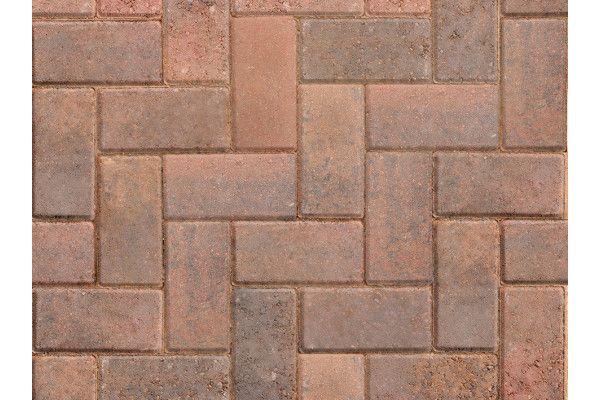Marshalls - Standard Concrete Driveway Block Paving - Brindle