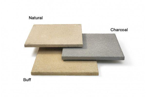 Stonemarket - Standard Textured Paving - Buff - Single Sizes