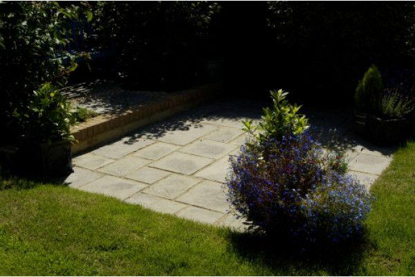 Courtyard Paving - Old Grey - Single Sizes