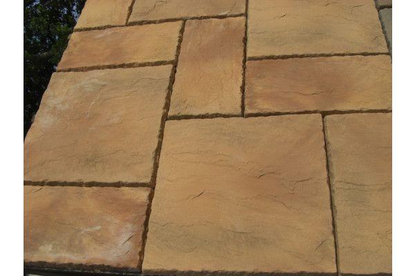 Rutland Paving - Mellow Stone - Single Sizes