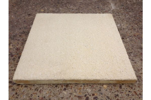 Stonecraft - Paving Slabs - Textured - Buff