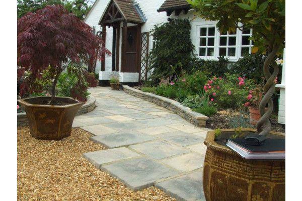 Rutland Paving - Winter Stone - Oakham Pattern - Patio Pack