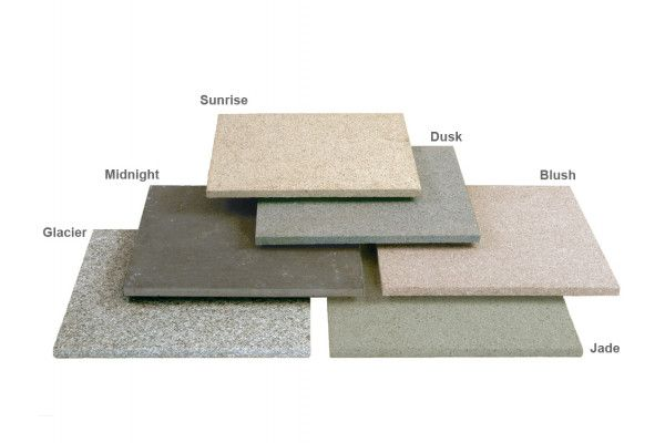 Stonemarket - Arctic Granite Paving - Midnight - Single Sizes (Individual Slabs)