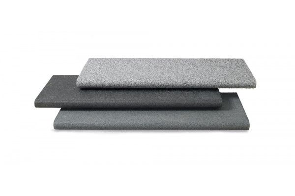 Stonemarket - Arctic Granite Paving - Dusk - Step Tread - Individual
