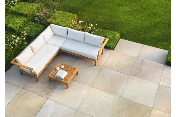 Stonemarket - Avant Garde Paving - Caramel - Project Pack