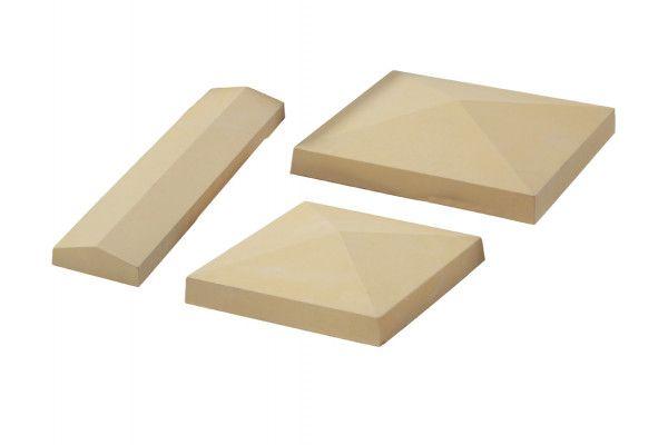 Stonemarket - Buff - Apex Copings and Pier Caps (Individual Copings)