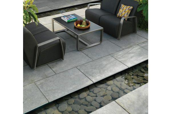 Stonemarket - Dorian Limestone Paving - Project Pack