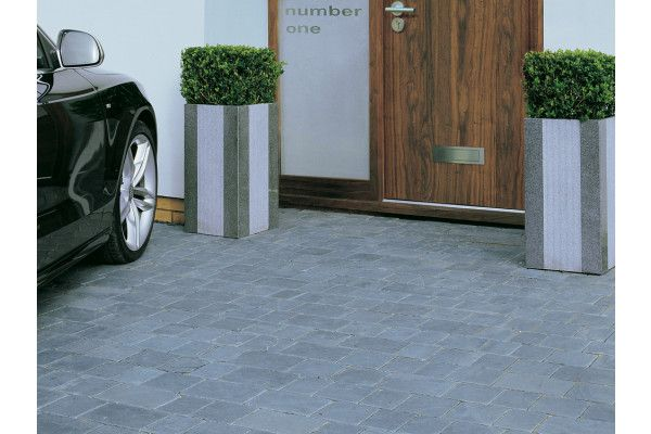 Stonemarket - Elemental Paviors - Charcoal - Project Pack