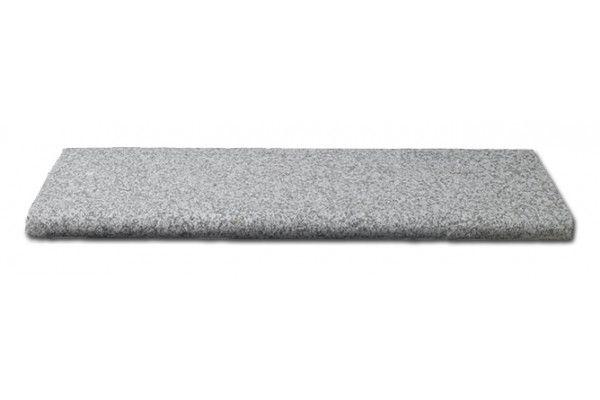 Stonemarket - Arctic Granite Paving - Glacier - Step Tread - Individual
