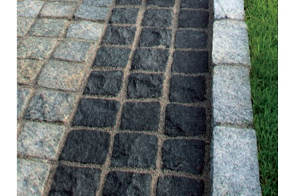Stonemarket Granite Setts Black 110 X 110 X 50mm Cheap