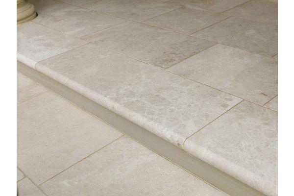 Stonemarket - Lorento Marble Paving - Perlino - Step Tread - Individual