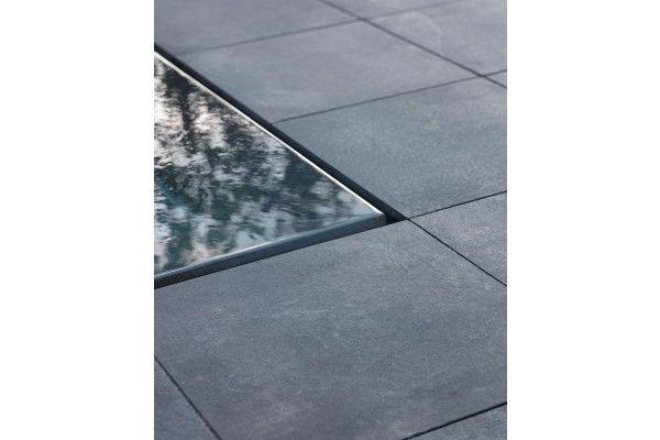 Stonemarket - Lucent Paving - Blue - Single Sizes