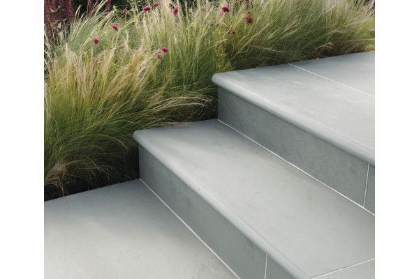 Stonemarket - Nordus Slate Paving - Gris - Step Tread - Individual