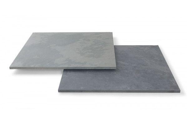 Stonemarket - Nordus Slate Paving - Schwarz - Project Pack
