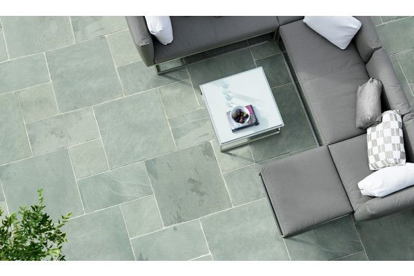 Stonemarket - Nordus Slate Paving - Gris - Single Sizes (Individual Slabs)