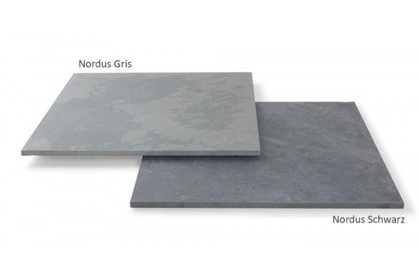 Stonemarket - Nordus Slate Paving - Schwarz - Single Sizes (Individual Slabs)