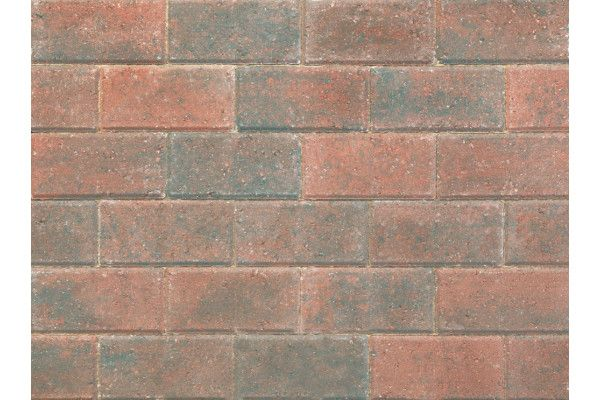 Stonemarket - Pavedrive Paviors - Brindle - 200 x 100 x 50mm