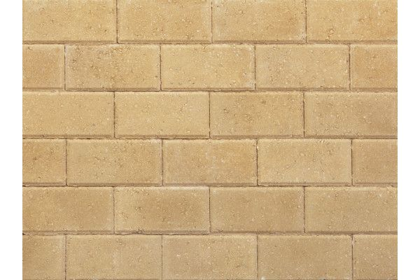 Stonemarket - Pavedrive Paviors - Buff - 200 x 100 x 50mm