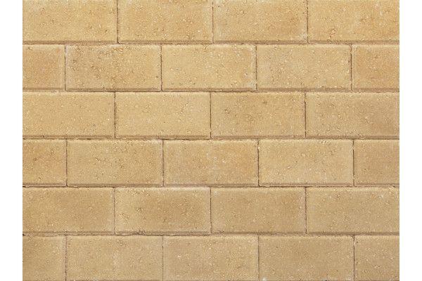 Stonemarket - Pavedrive Paviors - Buff - 200 x 100 x 50mm