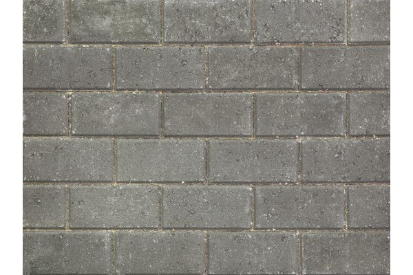 Stonemarket - Pavedrive Paviors - Charcoal - 200 x 100 x 60mm