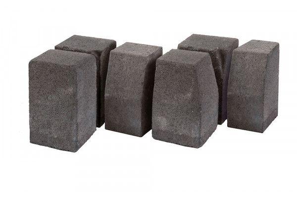 Stonemarket - Pavekerb - Charcoal - Individual