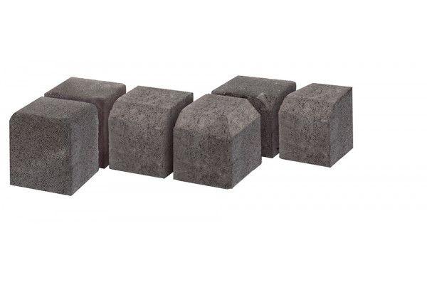 Stonemarket - Pavekerb - Charcoal