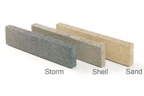Stonemarket - Rio Paving - Storm - Edging / Coping (Individual Copings)