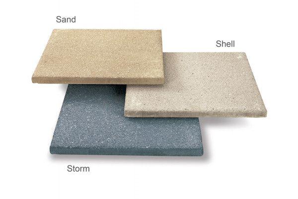 Stonemarket - Rio Paving - Shell - Single Sizes (Individual Slabs)