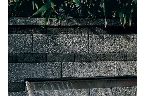 Stonemarket - Rio Walling - Carbon (Individual Blocks)