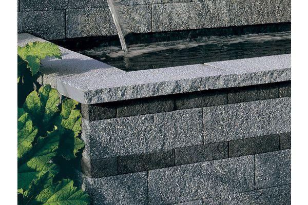 Stonemarket - Rio Walling - Grey - Coping