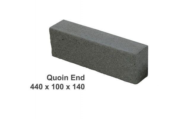 Stonemarket - Rio Walling - Grey (Individual Blocks)
