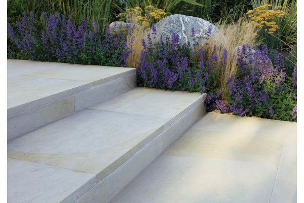 Stonemarket - Indigenous Stone - Natural Yorkstone Paving - Scoutmoor - Patio Pack (New Size)