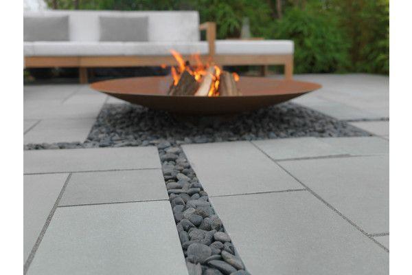 Stonemarket - Sundara Limestone Paving - Flint Grey - Project Pack