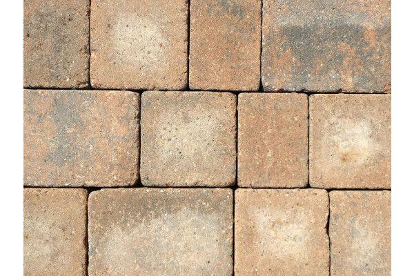 Stonemarket - Trident Paviors - Burnt Ochre - Single Sizes
